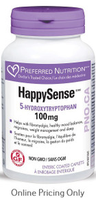 WomenSense HappySense 5HTP 100mg 60caps