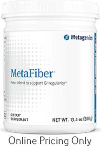 Metagenics Meta Fiber 380g