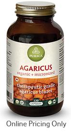 Purica Agaricus 120caps