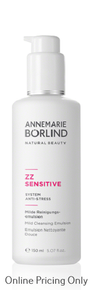 Annemarie Borlind ZZ Sensitive Mild Cleansing Emulsion 150ml