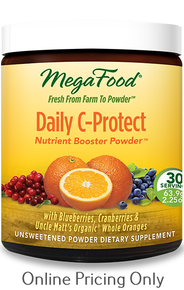 Megafood Daily C-Potency Nutrient Booster 63.9g