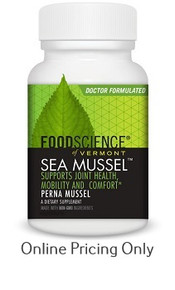 FoodScience Sea Mussel 90caps