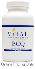 Vital Nutrients BCQ 60caps