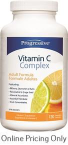 Progressive Vitamin C Complex 120vcaps