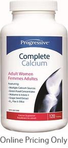 Progressive Complete Cal Women 120caps