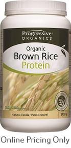 Progressive Brown Rice Protein Vanilla 800g