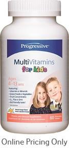 Progressive Multivitamins for Kids 60tab