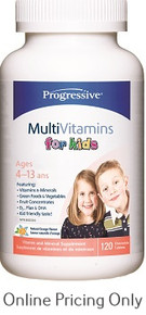 Progressive Multivitamin for Kids 120tab