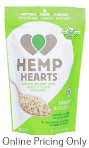 Manitoba Harvest Organic Hemp Hearts 200g