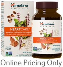 Himalaya Heart Care 120vcaps