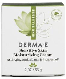 Derma E Sensitive Skin Moisturizing Cream 56g