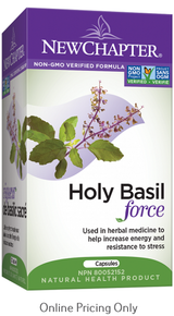 NEW CHAPTER HOLY BASIL 60caps