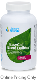 Platinum Naturals EasyCal Bone Builder 240sg