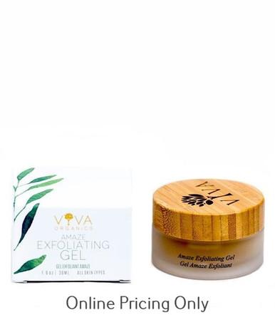Viva Organics Amaze Exfoliating Gel 30ml