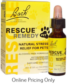 BACH RESCUE PET 10ml
