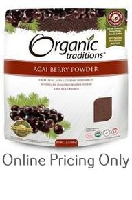 Organic Traditions Acai Berry Powder 100g