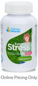 PLATINUM NATURALS EASYMULTI STRESS WOMEN 120sg