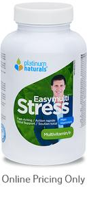 Platinum Naturals EasyMulti Stress Men 120sg