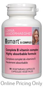 Lorna Vanderhaeghe B Smart Complex 90vcaps