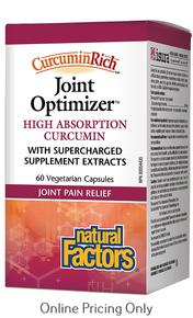 Natural Factors Joint Optimizer 60vcaps
