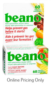 Beano 60tabs
