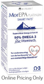 Minami Nutrition MOR DHA Platinum 30sg
