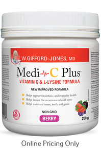 Dr. Gifford-Jones Medi C Plus Berry 300g