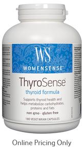 WomenSense ThyroSense 180vcaps