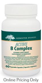 Genestra Brands Active B Complex 60vcaps