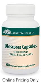 Genestra Brands Dioscorea 60caps