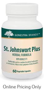 Genestra Brands St. Johnswort Plus 60vcaps