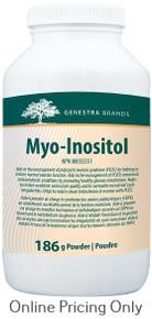 Genestra brands Myo Inositol 186g
