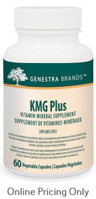 Genestra Brands KMG Plus 60vcaps