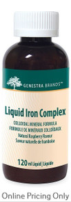 Genestra Brands Liquid Iron Complex 240ml