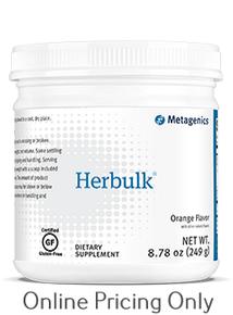 METAGENICS HERBULK 249g