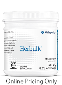Metagenics Herbulk 249g