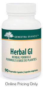 Genestra Brands Herbal GI 90vcaps