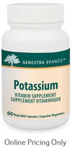 Genestra Brands Potassium 60vcaps