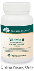 Genestra Brands Vitamin A 60sg