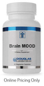 Douglas Laboratories Brain Mood 60vcaps