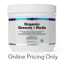 Douglas Laboratories Greens & Reds 240g