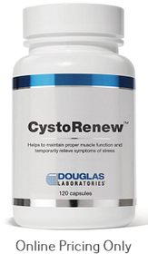 Douglas Laboratories Cysto Renew 120caps