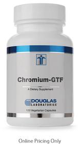 DOUGLAS LABORATORIES CHROMIUM GFT 100vcaps