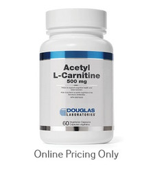 Douglas Laboratories Acetyl L-Carnitine 60caps