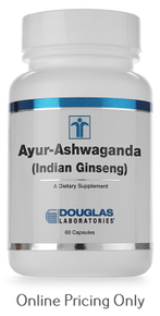 Douglas Laboratories Ayur Ashwaganda 60caps