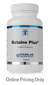 Douglas Laboratories Betaine Plus 250caps