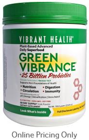 Vibrant Health Green Vibrance 726g