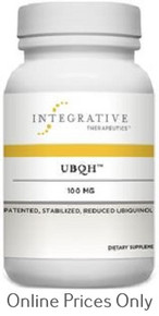 INTEGRATIVE THERAPEUTICS UBQH 100mg 60sg