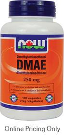 NOW DMAE 250mg 100caps