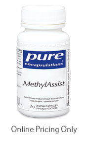Pure Encapsulations Methylassist 90vcaps
